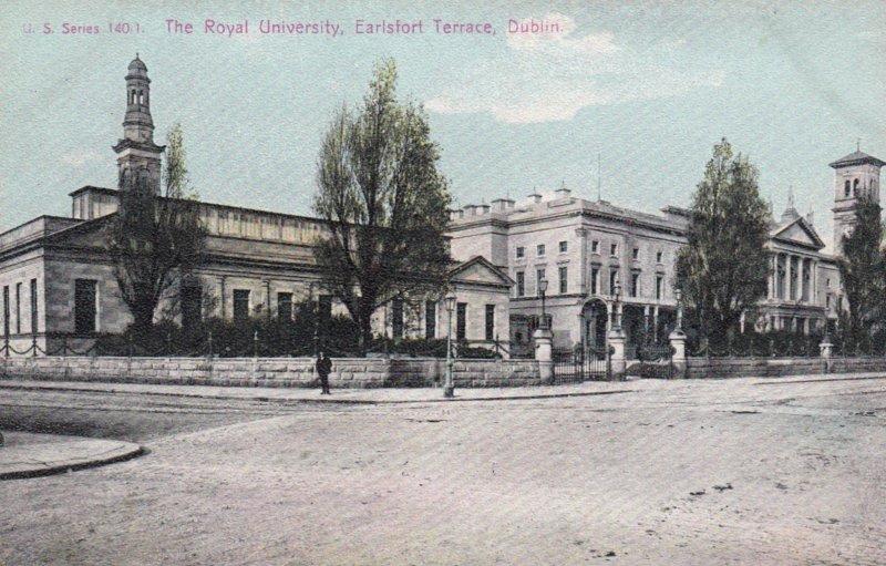 DUBLIN , Ireland , 00-10s : The Royal University , Earlsfort Terrace