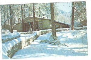 Dining Room, Oak Glen Pines Christian Camp and Conference Center, Yucaipa, Ca...