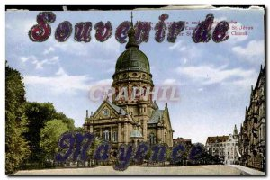 Old Post Mainz Mainz Remembrance Card