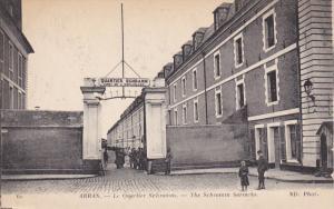 ARRAS, Pas de Calais, France; Le Quartier Schramm, TThe Schramm barrocks,  00...