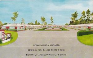 Florida Jacksonville Texan Motel