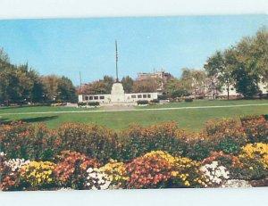 Pre-1980 MONUMENT SCENE Toledo Ohio OH AE7215