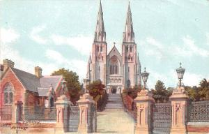Armagh Ireland St Patrick's Cathedral Armagh St Patrick's Cathedral