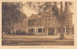 New Hampshire Hanover Dartmouth College Hanover Inn Albertype