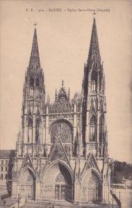 Eglise Saint Ouen Rouen