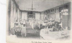 Glengarriff , IRELAND , 00-10s ; Eccles Hotel , Coffee Room