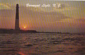 Barnegat Lighthouse Lond Beach Island New Jersey