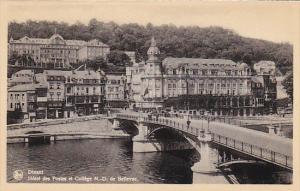 Belgium Dinant Hotel des Postes et College Notre Dame de Bellevue