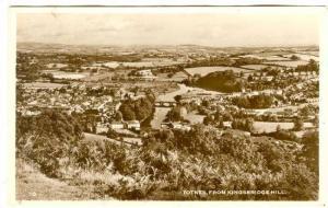 RP, Totnes, From Kingsbridge Hill, Devon, England, UK, 1920-1940s