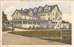 Lenox House - White Lake, New York