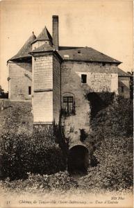 CPA Chateau de Tancarville Tour d'Entrée (415722)