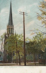 COLUMBIA , South Carolina , 1908 ; First Presbyterian Church