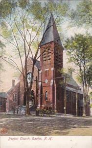 New Hampshire Baptist Exeter 1910
