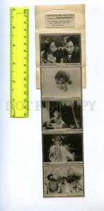 186739 RUSSIA MOVIE STAR ORLOVA Booklet USSR 5 Photos 1938 yea
