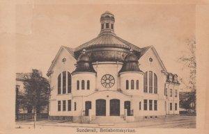 Sundsvall , Betlehemskyrkan , Sweden , 00-10s