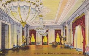 The East Room White House Washington D C 1943