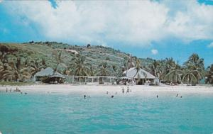 Anchorage Hotel , Antigua , B.W.I. , 50-60s