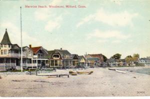Merwins Beach, Woodmont, Milford Conn