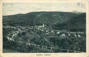 Postcard Hungary Karasz Latkep