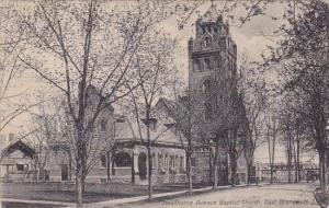 Hawthorne Avenue Baptist Church East Orange New Jersey