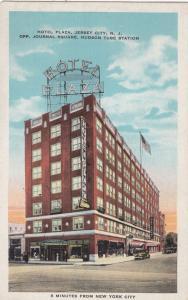JERSEY CITY, NJ, 00-10s; Hotel Plaza, Opp. Journal Square, Hudson Tube Station
