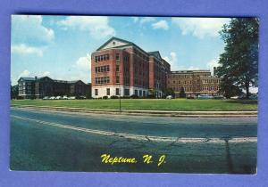 Neptune, New Jersey, NJ Postcard, Fitkin Memorial Hospital
