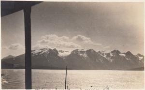 RP : Atlin range a mile off , Atlin Lake , B.C. , Canada , 00-10s