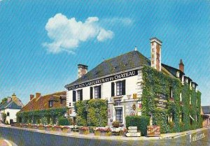 France Chenonceaux Hotel du Bon Laboureur et du Chateau