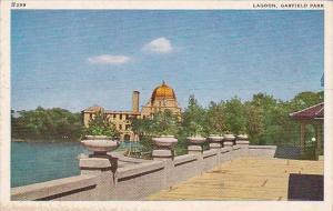 Illinois Chicago Lagoon Garfield Park
