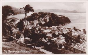 RP: SAINT GEORGE'S , Grenada, 1910-30s
