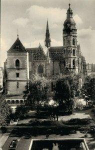 Czech Republic Košice dóm RPPC 03.38