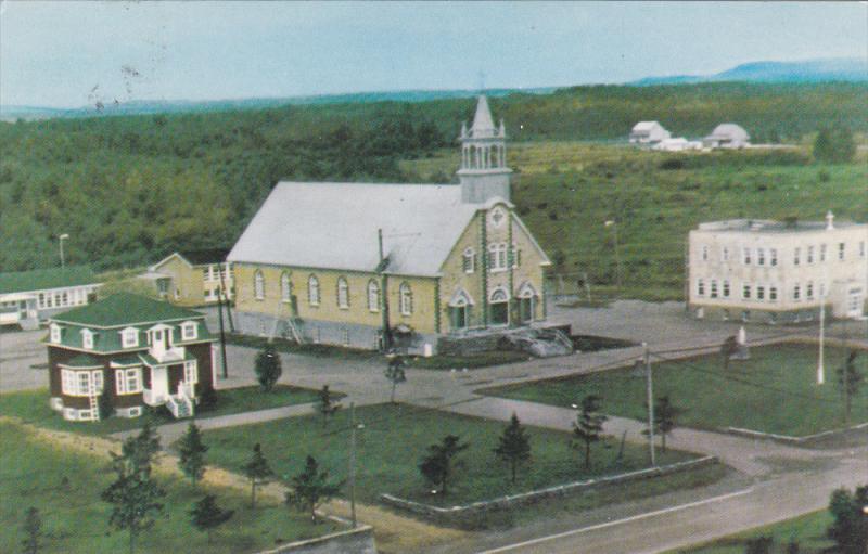 Paroisse St-Clement de Beaudry , Cte Rouyn , NORANDA , Quebec , Canada , 50-60s