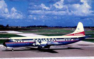 National Airlines, Lockheed L-188
