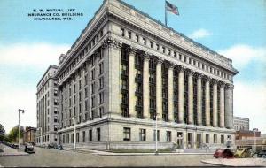 Wisconsin Milwaukee N W Mutual Life Insurance Company Building