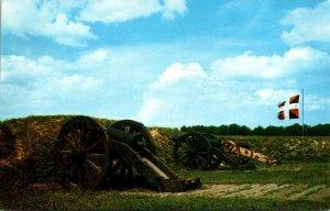 Virginia Yorktown Grand French Batterry