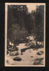 068951 CAUCASUS Teberda Mountain stream Muruju Old