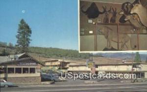 The & Café & Motel