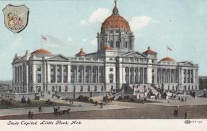 LITTLE ROCK , Arkansas, 00-10s ; State Capitol