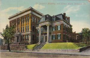 Iowa Dubuque St Joseph's Academy and Sisters Home