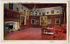 Executive Chamber, Capitol, Albany NY