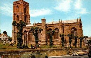 England Yeovil St John The Baptist's Church