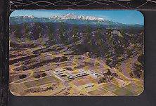 US Air Force Academy,Near Colorado Springs,CO Postcard
