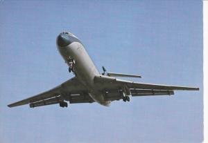 Airplane in Flight, Malev's TU, 50-70's