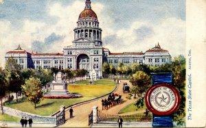 TX - Austin. State Capitol  (Tuck)
