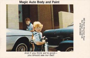 California San Diego Magic Auto Body and Paint
