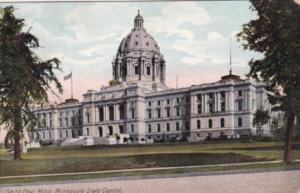 State Capitol Building St Paul Minnesota