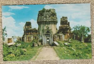THAILAND Postcard Old Historic Building Nakorn Rajchasima