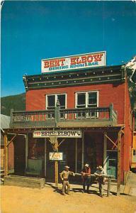 The Bent Elbow Old Blair St Silverton Colorado CO 1970