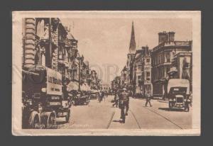 091745 UK High Street Southampton Vintage PC