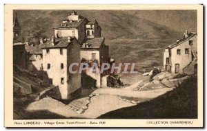 Old Postcard Remi Landeau Village Corsica Saint Florent Show 1930 Chantereau ...